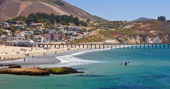 AVILA BEACH-CALIFORNIA'S HIDDEN SECRET